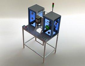 Testing Machine 3D printable model