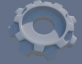 66 Gear pack 3D asset