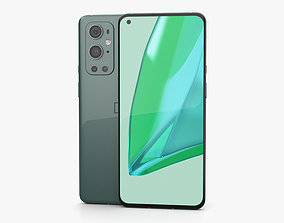 OnePlus 9 Pro Forest Green 3D model
