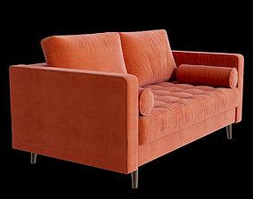 Scott sofa 3D model