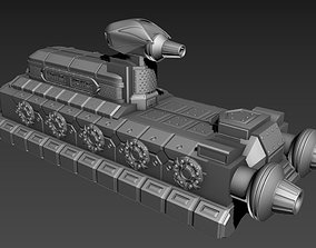 3D printable model Submarine of the future for planetary