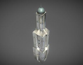3D Tower asset