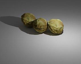 Nut - Walnut 3D model