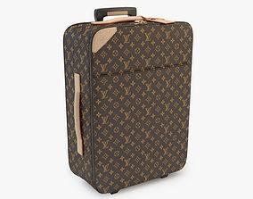 3D Louis Vuitton Pegase Monogram