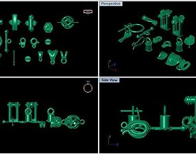 jewelery accessories 3D printable model