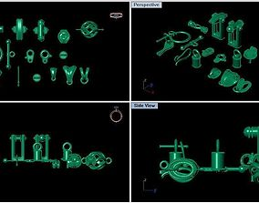 Free Jewelry 3D Printing Models | CGTrader