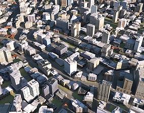 3D asset City 19