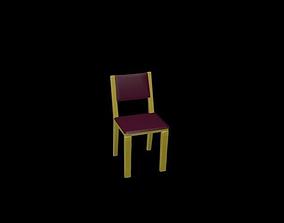 Chair 3D print model