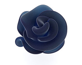 Rose flower 3D printable model