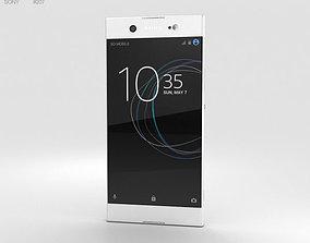 Sony Xperia XA1 Ultra White 3D model