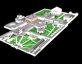 3D asset TOPKAPI PALACE