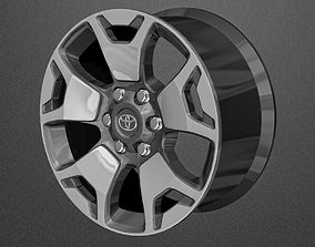 3D Wheel Hilux 50th and SW4 Diamond 2019 19