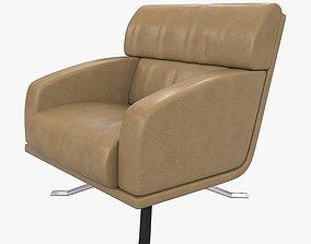 Armchair Rolf Benz 5900 3D