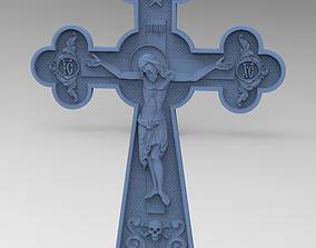 church cross 7 3D print model