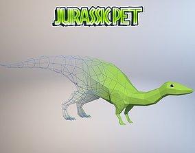 Plateosaurus 3D asset
