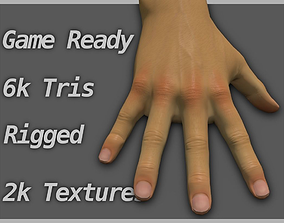 3D asset FPS ARMS