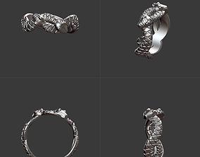 Snake printable 3D print model