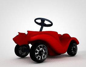 bobby car 3D