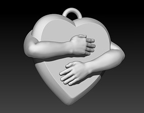 3D printable model Shape of my heart