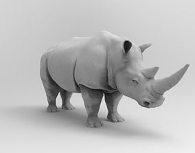 3D printable model Rhinoceros mammal