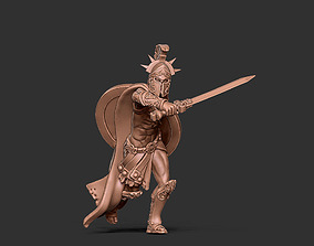 3D printable model Greek - Deimos 35mm scale