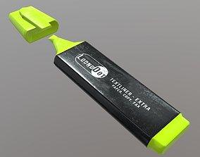 3D asset Pen 1