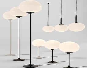 3D model GUBI LAMP STEMLITE COLLECTION