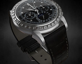 3D Patek Philippe watch