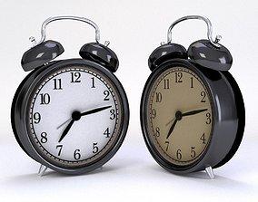 Alarm Clock ticker 3D model