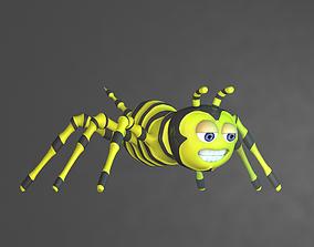 3D model animated haxara