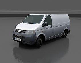 Volkswagen Transporter T5 3D model