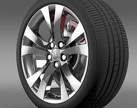 3D model Buick Regal wheel