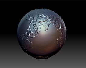 Earth Sculpture 3D print model