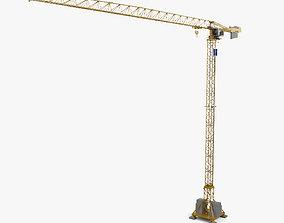 3D model Potain Tower Crane MDT 389 2019