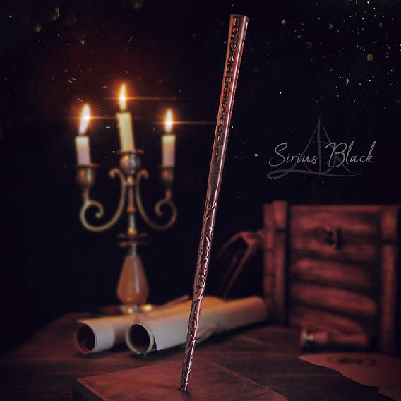 Sirius Black Wand - Harry Potter
