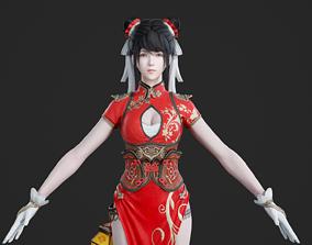 3D model Ancient 28