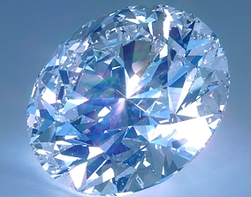 Perfect Diamond 3D model