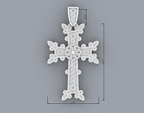 CROSS KHACHKAR 3D print model