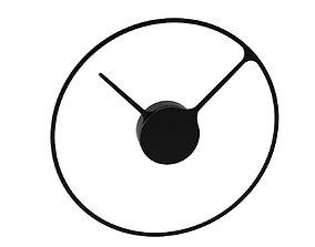 time clock by jehs laub 3D model