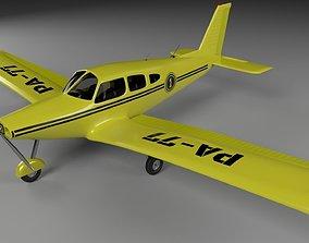 Airplane Piper 3D