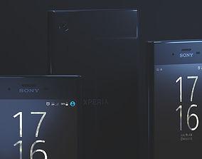 Sony Xperia XZ Premium 3D