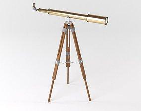 scope Spyglass 3D model