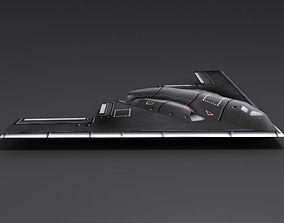 B-2 Spirit 3D asset