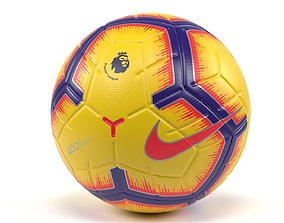 3D Nike Merlin Premier League Winter Ball