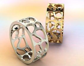 3D print model organic geometric