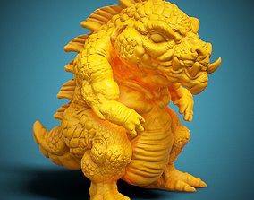3D print model Chibi Monster - 01