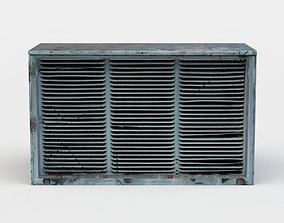 3D model Air duct