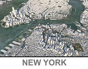 nebraska 3D model realtime New york