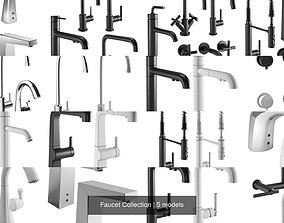 Faucet Collection 3D