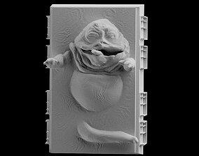 Star Wars Jabba in Carbonite printing STL statue